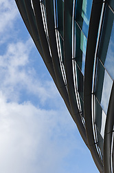 Abstract of the Electric Works building in Sheffield