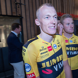 20-12-2019: Wielrennen: Teampresentatie Jumbo Visma: Amsterdam <br />Robert Gesink