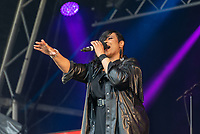 GABRIELLE live at the Pub in the Park's drive in Garden Party Henley photo by Mark Anton Smith