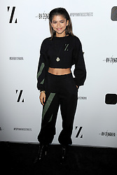 November 5, 2016 - New York, NY, USA - November , 2016 New York City.  .Zendaya unveils her clothing line Daya by Zendaya on November 5, 2016 in New York City. (Credit Image: © Kristin Callahan/Ace Pictures via ZUMA Press)