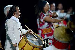 Vista geral da Festa Gigante - Reinauguração do Beira-Rio, neste sábado 05 de abril de 2014. O estádio Beira Rio receberá os jogos da Copa do Mundo de Futebol 2014. FOTO: Vinícius Costa/ Agência Preview
