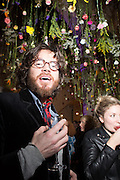 ZEBEDEE HELM; REBECCA LOUISE LAW, Fashion and Gardens, The Garden Museum, Lambeth Palace Rd. SE!. 6 February 2014.