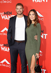 What Men Want Premiere at Regency Theater in Westwood, California on 1/28/19. 28 Jan 2019 Pictured: Kellan Lutz, Brittany Gonzales. Photo credit: River / MEGA TheMegaAgency.com +1 888 505 6342