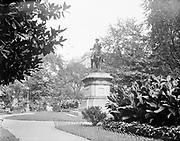 0613-B014. McPherson Square, Washington, DC, 1922