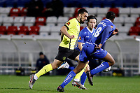 Jordan Williams. Hartlepool United FC 4-0 Stockport County FC. Vanarama National League. 22.12.20