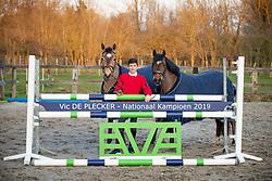 De Plecker Vic, BEL, Orchid's Diva, Donita van den Ham<br /> StalDe Plecker - Steenhuffel 2019<br /> © Hippo Foto - Dirk Caremans<br /> 21/03/2019
