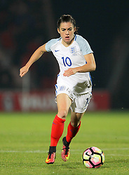 EMBARGOED UNTIL 0900 THURSDAY APRIL 13, 2017 File photo dated 21-10-2016 of Karen Carney who is one of the Women's PFA Players' Player of the Year 2017 nominees.