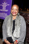 January 30, 2017-New York, New York-United States: Dr. Deb Willis, Chair/Curator, Photography Dept., NYU attends the National Cares Mentoring Movement 'For the Love of Our Children Gala' held at Cipriani 42nd Street on January 30, 2017 in New York City. The National CARES Mentoring Movement seeks to dispel that notion by providing young people with role models who will play an active role in helping to shape their development.(Terrence Jennings/terrencejennings.com)