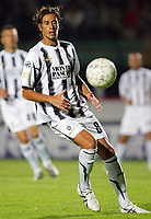 "Rinaudo Leandro (Siena)<br /> Italian ""Serie A"" 2006-07<br /> 14 Oct 2006 (match day 6)<br /> Siena-Messina (3-1)<br /> ""A.Franchi"" Stadium-Siena-Italy<br /> Photographer Luca Pagliaricci INSIDE"