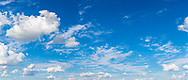 63891-02711 Cumulus clouds Marion Co. IL