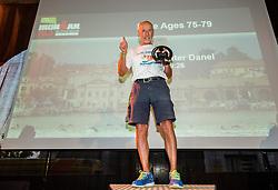 Danel Guenter at I feel Slovenia Ironman 70.3 Slovenian Istra 2018, on September 23, 2018 in Koper / Capodistria, Slovenia. Photo by Vid Ponikvar / Sportida