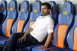 August 2, 2017 - Istanbul, Turquie - ISTANBUL, TURKEY - AUGUST 02 : Ivan Leko head coach of Club Brugge pictured during the UEFA Champions League third qualifying round 2nd leg match between Istanbul Basaksehir and Club Brugge at the Basaksehir Fatih Terim Stadium on August 02, 2017 in Istanbul, Turkey, 2/08/17 (Credit Image: © Panoramic via ZUMA Press)