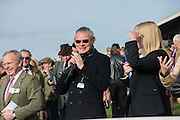 MARTIN CLUNES, Side-Saddle Dash, Southern Spinal Injuries Trust charity Day. Wincanotn. 25 October 2015.