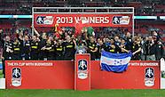 Manchester City v Wigan Athletic 110513