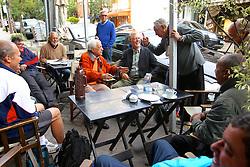 O candidato à reeleição pelo PDT em Porto Alegre, José Fortunati, durante café da manhã com empresários na Padre Chagas. FOTO: Jefferson Bernardes/Preview.com