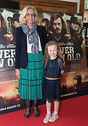 NO FEE PICTURES<br /> 22/8/19 Mary O'Dwyer and Molly McCann at the Irish Preview screening of Never Grow Old at the Savoy cinema in Dublin Picture: Arthur Carron