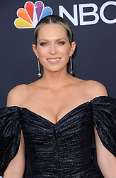 Erin Foster at the 2019 Billboard Music Awards held at the MGM Grand Garden Arena in Las Vegas, USA on May 1, 2019.