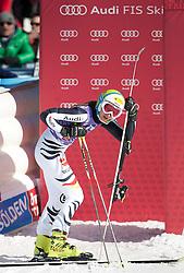 22.10.2011, Rettenbachferner, Soelden, AUT, FIS World Cup Ski Alpin, Damen, Riesenslalom, im Bild Lena Duerr (GER) // during Ladies ginat Slalom at FIS Worldcup Ski Alpin at the Rettenbachferner in Solden on 22/10/2011. EXPA Pictures © 2011, PhotoCredit: EXPA/ Johann Groder