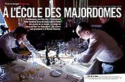 VSD - 12 SEPTEMBRE 2013<br /> ECOLE DE MAJORDOMES - THE INTERNATIONAL BUTLER ACADEMY