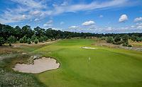 CROMVOIRT - Hole 10 . Bernardus Golf is een golfbaan in Cromvoirt, die in 2018 is geopend. De 18-holes baan is een ontwerp van de baanarchitect Kyle Phillips. De baan is aangewezen voor het Dutch Open, .   COPYRIGHT KOEN SUYK
