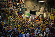 Jan. 24, 2016 - Kuala Lumpur, Batu Caves, Malaysia - <br /> <br /> Thaipusam Festival in Kuala Lumpur<br /> <br /> Hindus devotees heading to the Hindu shrine inside the Cave as they are carrying pots of milk as an offering to the gods. To mark this day, Hindus devotees pierce different part of their body with various metal skewers and carry pots of milk on their heads along couple of kilometers to celebrate the honor of Lord Subramaniam (Lord Murugan) in the Batu Caves, one of the most popular shrine outside India and the focal point to celebrate the Thaipusam Festival in Malaysia..Thaipusam is an annual Hindu festival, observed on the day of the full moon during the Tamil month of Thai, it is also a public holiday for many people.<br /> ©Exclusivepix Media