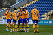 Mansfield Town v Grimsby Town FC 200321