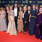 NLD/Amsterdam/20181011 - Televizier Gala 2018, cast de Luizenmoeder