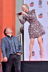 May 1, 2019 - Los Angeles, Kalifornien, USA - Johnny Galecki und Kaley Cuoco bei der Handprints Ceremony am TCL Chinese Theatre Hollywood. Los Angeles, 01.05.2019 (Credit Image: © Future-Image via ZUMA Press)