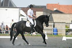 Heurckmans Tom (BEL) - Ekita vd Blokhoeve<br /> BWP-LRV Moorsele 2009<br /> © Hippo Foto - Leanjo de Koster