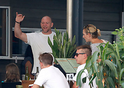EXCLUSIVE: The Queens granddaughter, Zara Phillips, and husband Mike Tindall carry on their normal life mixing with the locals on the Gold Coast. The royal couple visit every year for the Magic Millions yearling sales. 11 Jan 2020 Pictured: Zara Phillips and Mike Tindall. Photo credit: MEGA TheMegaAgency.com +1 888 505 6342