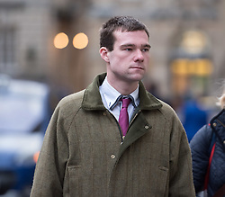 © Licensed to London News Pictures. 21/12/2016. Bristol, UK. PHILIP POTTER arrives at Bristol Crown Court as a defendant in the Tipper truck crash trial. Philip Potter, 20, Matthew Gordon, 30, and Peter Wood, 55 face a total of 14 charges linked to last year's tragedy in Bath, when a runaway tipper truck killed four people and seriously injured two others on Lansdown Lane. Mitzi Steady aged 4 from Bath and Robert Parker, 59, Philip Allen, 52, and Stephen Vaughan, 34, who lived in Wales, lost their lives in the fatal collision. Mitzi's grandmother Margaret Rogers and another woman, Karla Brennan, were seriously injured. Photo credit : Simon Chapman/LNP