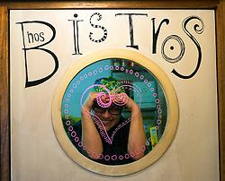 Elisa Prenna, no ChicaFundó Bistrô, em Porto Alegre. FOTO: Marcos Nagelstein/Preview.com