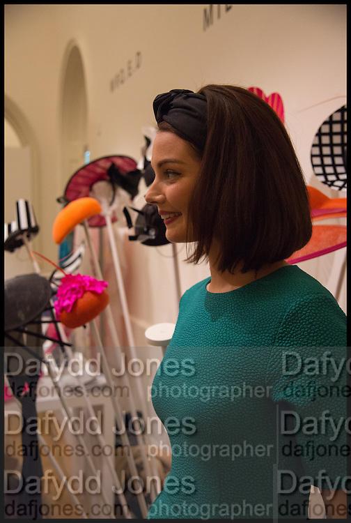MARTHA LYNN, HEADONISM, SOMERSET HOUSE, LONDON. 20 Feb 2015