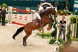 Michaels Beerbaum Meredith (GER) - Shutterfly<br /> Rolex FEI World Cup Final Jumping 2011<br /> © Hippo Foto - Leanjo de Koster