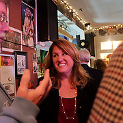 The election night results part for Elizabeth Redenbaugh was held at Ted's Fun on the River Tuesday November 4, 2014 in Wilmington, N.C. (Jason A. Frizzelle)