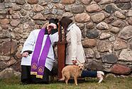 Święcenie zwierząt w dniu św. Franciszka