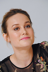 """Brie Larson at the Hollywood Foreign Press Association press conference for """"The Glass Castle"""" held in Los Angeles, CA on July 24, 2017. (Photo by: Yoram Kahana/Shooting Star) NO TABLOID PUBLICATIONS. NO USA SALES UNTIL AUGUST 24, 2017. *** Please Use Credit from Credit Field ***"""