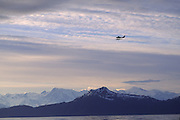 Seaplane, Inside Passage, Alaska<br />