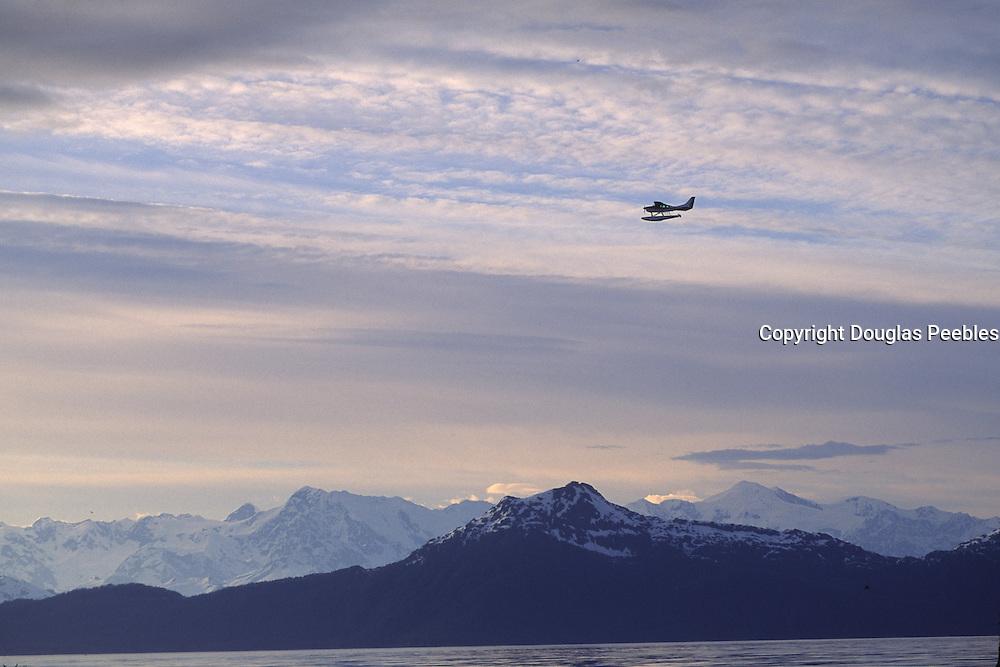 Seaplane, Inside Passage, Alaska<br />