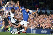 Everton v Fulham 290918
