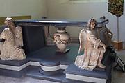Tomb of Sir Robert Hitcham died 1636,   Framlingham church, Suffolk, England, UK