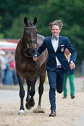 Svennertsal Ludwig, (SWE), King Bob<br /> CCI 4* Luhmühlen 2015<br /> © Hippo Foto - Jon Stroud<br /> 17/06/15