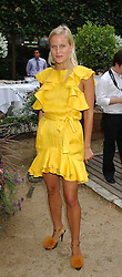 OLYMPIA SCARRY at the Tatler Summer Party in association with Moschino at Home House, 20 Portman Square, London W1 on 29th June 2005.<br /><br />NON EXCLUSIVE - WORLD RIGHTS