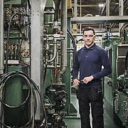 Joseph Wilson, Perkins Engines