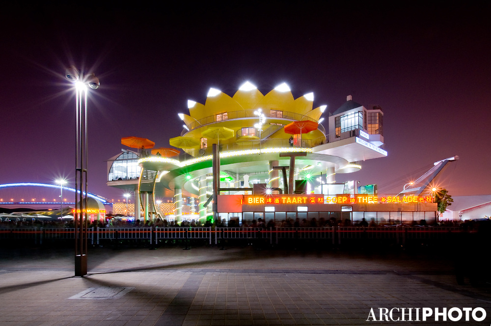John Körmeling • Happy Street, Netherlands Pavilion, World Expo 2010, Shanghai