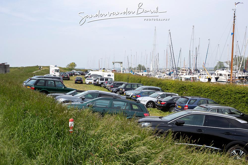 Draken en Regenboog weekend in Muiden, 19-05-2019.