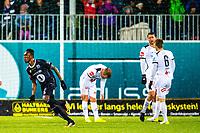 Fotball , 28 Oktober 2017 , Eliteserien , Kristiansund - Odd , Daouda Bamba<br /> <br /> <br />  , Foto: Marius Simensen, Digitalsport