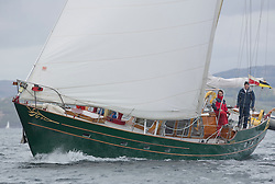 Day one of the Silvers Marine Scottish Series 2015, the largest sailing event in Scotland organised by the  Clyde Cruising Club<br /> Racing on Loch Fyne from 22rd-24th May 2015<br /> <br /> 795C, Glenafton, Brian Young, CCC, Mylne Ketch<br /> <br /> <br /> Credit : Marc Turner / CCC<br /> For further information contact<br /> Iain Hurrel<br /> Mobile : 07766 116451<br /> Email : info@marine.blast.com<br /> <br /> For a full list of Silvers Marine Scottish Series sponsors visit http://www.clyde.org/scottish-series/sponsors/