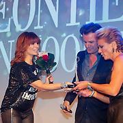 NLD/Amsterdam/20121112 - Beau Monde Awards 2012, Leontien Borsato - Ruiters en Leontien Zijlaard - van Moorsel