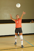 2001 Hurricanes Volleyball